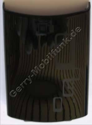 Akkufachdeckel schwarz Original Nokia N72 Batteriefach