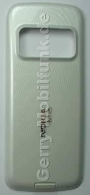 Akkufachdeckel weiß Nokia N79 original C-Cover, Batteriefachdeckel weiss