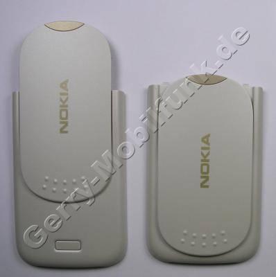 Akkufachdeckel weiß spezial Edition Nokia N73 Batteriefach weiss, white