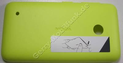 Akkufachdeckel gelb Microsoft Lumia 530 original Batteriefachdeckel Akkudeckel bright yellow