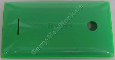 Akkufachdeckel grün Microsoft Lumia 532 original Batteriefachdeckel Akkudeckel green