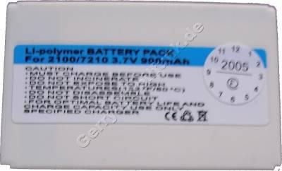 Akku Nokia 7250 und 7250i Li-polymer 900mAh  6,3mm Akku vom Markenhersteller mit 12 Monaten Garantie, nicht original Nokia
