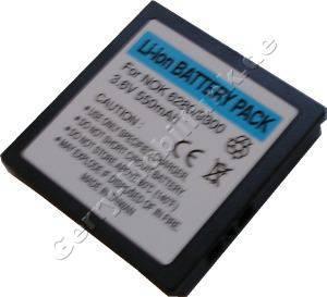 Akku Nokia 6288 Li-Ion 800mAh 3,6Volt 6,7mm Akku vom Markenhersteller