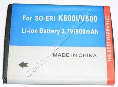 Akku SonyEricsson M600i LiIon 3,7Volt 3,0Wh 800mAh 4,7mm (entspricht BST-33)