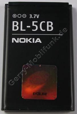 BL-5CB original Akku Nokia E60 800mAh