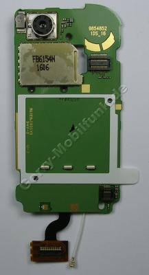 Displayplatine incl. Kamera Nokia 7270 nur für Displaytyp 4850927