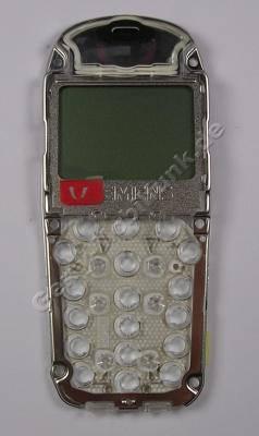 Displaymodul Siemens A57 Original LCD, Ersatzdisplay mit Lautsprecher, Rahmen und Tastaturfolie