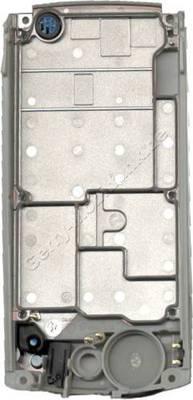 Gehäuserahmen Nokia 7650 incl. Mikrofon, Ein/Aus-Schalter,Fenster für Abstandsmessung (Unterschale)