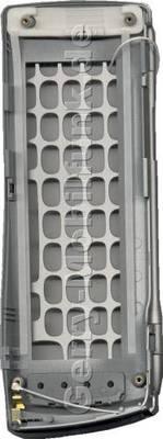 Gehäuseträger, mittelteil des Gehäuses incl. Antenne, Menutaste und Antennekabel für 9210 9210i