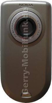 Gehäuserückenteil Unterschale Nokia 6630 grün Gehäuseträger Gehäuserahmen Unterteil, Akkufachdeckel, Batteriefachdeckel