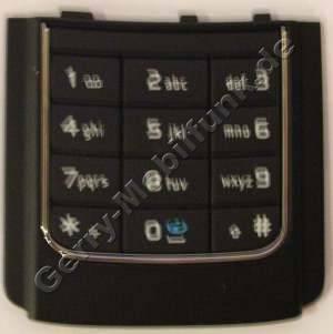 Tastenmatte Original Nokia 6288 schwarz Tastatur