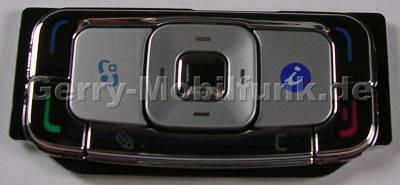Kleine Tastenmatte Nokia N95 original Menü-Tastatur, Navitastaturmatte spezial Edition