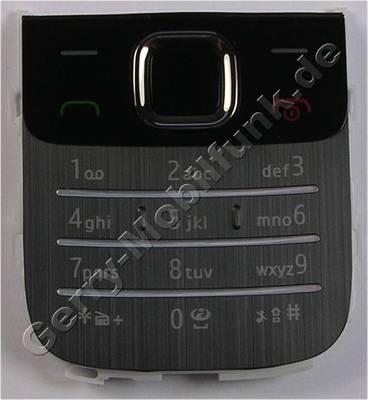 Tastenmatte schwarz Nokia 2730 Classic original Tastatur black