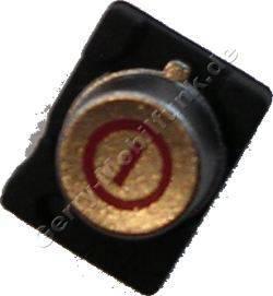 Tastenmatte für Nokia 9300 Original für Ein/Aus -Schalter Ein/Aus-Taste