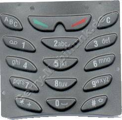 Tastenmatte für Nokia 7650