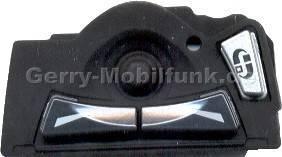 Tastenmatte Navigationstaste Kamera für Nokia 7650