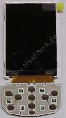 Displaymodul Samsung D900i LCD, Farbdisplay Ersatzdisplay Display
