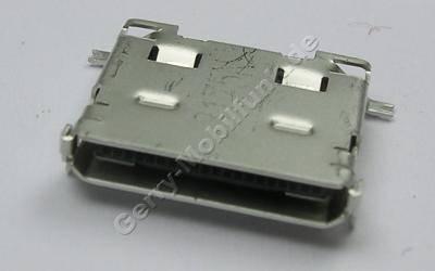 Externer Konnektor Samsung C520 Original Systemkonnektor, Ladeanschluß