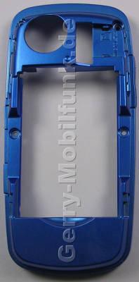 Unterschale blau Samsung GT S3030 Gehäuserahmen, Mittelcover loyal blue