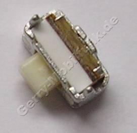 Ein/Aus Schalter, Taster Samsung GT-S6703 Powerswitch, Taster der Hauptplatine, Lötbauteil