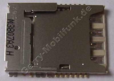 Simkartenleser, Speicherkartenleser Samsung SM N9005 Galaxy Note3 LTE Konnektor der Simkarte und Speicherkarte