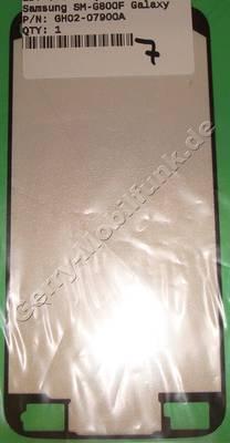Klebefolie für Displaymodul Samsung SM-G800F Galaxy S5 Mini Befestigungs-Set, TAPE MAIN WINDOW