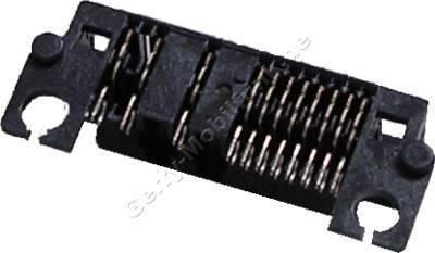 Externer Konnektor SonyEricsson T28s (Anschlußleiste Laden und Headset System-Konnektor)