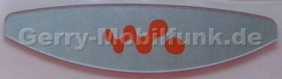 Logolabel SonyEricsson W300i Walkman Logo