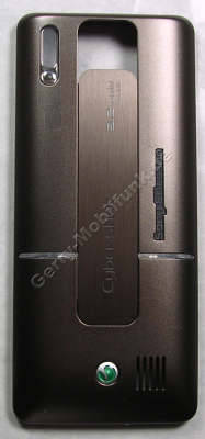 Akkufachdeckel braun SonyEricsson K770i original Batteriefachdeckel, Back Cover