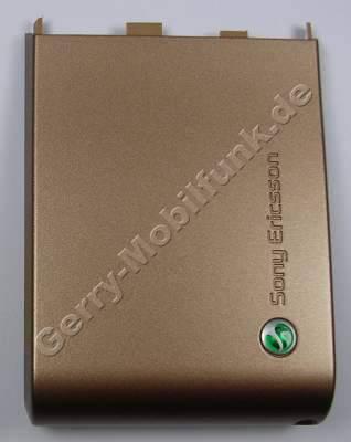 Akkufachdeckel kupfer SonyEricsson C905 original Batteriefachdeckel Akku-Cover