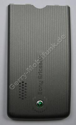 Akkufachdeckel mineral grey SonyEricsson G700i Battery-Cover grau Batteriefachdeckel