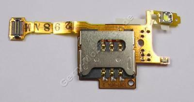 Simkartenleser SonyEricsson W715i Kartenleser mit Flexkabel