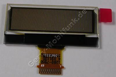 Displaymodul außen SonyEricsson Z555i kleines LCD