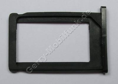 Simkartenhalter schwarz Apple iPhone 3G Kartenfach der Simkarte black