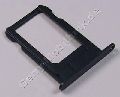 Nano Simkartenhalter Apple iPhone 5 schwarz, Simfach black