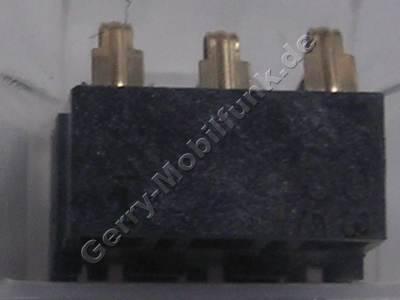 Batterie Konnektor Nokia 7270 Akkukontakt 3 polig