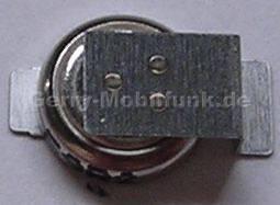 Speicherbatterie Nokia 5233 original Pufferakku, Speicherakku, SMD-Akku zur Speicherung von Uhrzeit und Datum