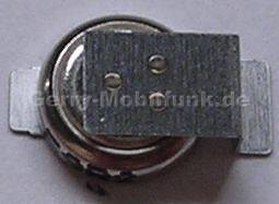 Speicherbatterie Nokia N72 original Pufferakku, Speicherakku, SMD-Akku zur Speicherung von Uhrzeit und Datum