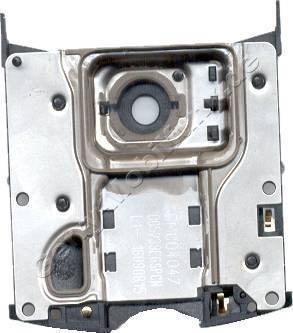 Akustik Kammer Nokia 7650 incl. interne Antenne