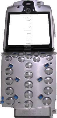 Tastaturmodul, Tastaturplatine Nokia 6100 incl. Displayrahmen, Tastaturfolie