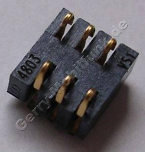 Display Konnektor original Nokia N79 Board Konnektor