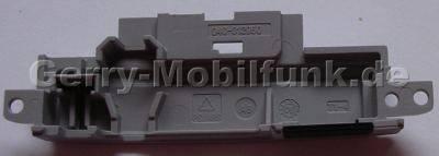 Gehäuse externer konnektor Nokia E61 original Konnektor Abdeckung, Systemanschluß