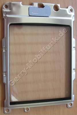 Displayrahmen Nokia E60 Rahmen Display mit Displayscheibe