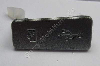 Abdeckung Speicherkartenschacht Nokia N79 original Klappe der Speicherkarte