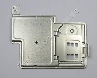 Simkartenhalter Nokia N96 Gehäuseblech mit Simkartenklappen, Simkartenfach