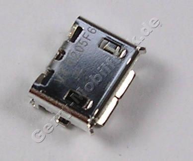 USB Konnektor 5polig Nokia 301 original Anschlußbuchse Datenkabel, MICRO-USB B TYPE P0.65