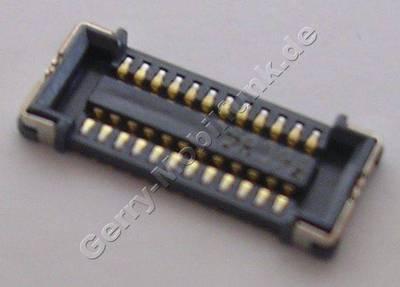 Board to Board Konnektor Nokia 301 original SMD Konnektor der Hauptplatine (CONN BTB 2*12 F P0.4 30V 0.3A H0.8mm)