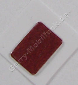 Feuchtigkeits Indikator Nokia C7-00s Oro Wasserschadenindikator, Aufkleber der sich durch Feuchtigkeit verfärbt