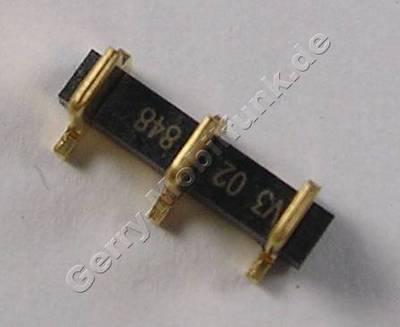 Batteriekonnektor Nokia Asha 501 original Akku Kontakt, SMD Lötbauteil, Batteriekontakt