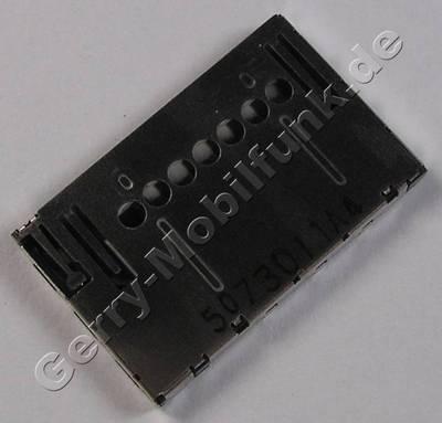 Speicherkartenleser Nokia N72 original Kartenleser RS MMC SMD Lötbauteil mit Mechanik
